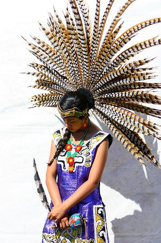 Aztec Indians | Aztec Indian Outfit