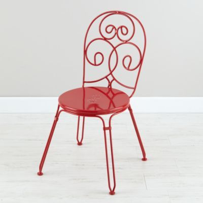 looking glass play chairs from the land of nodChairs Orange, Kids Raspberries, Raspberries Plays, Kids Chairs, Glasses Plays, Plays Chairs, Chairs Raspberries, Plays Room, Folding Chairs