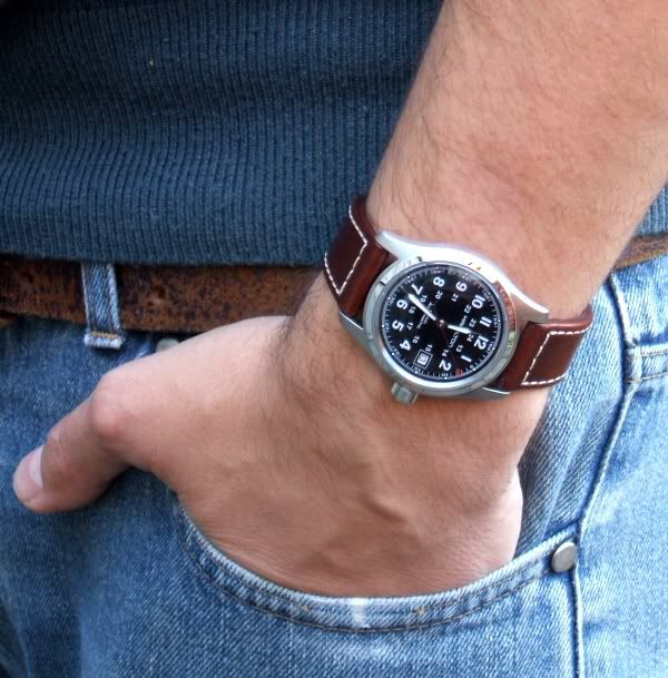 Confessions of a rebellious WIS - A review of the Hamilton Khaki Field Automatic
