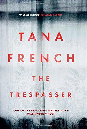 REVIEW: The Trespasser by Tana French http://nudge-book.com/blog/2016/09/the-trespasser-by-tana-french/