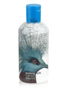Tara Smith Working Curls Shampoo 250ml
