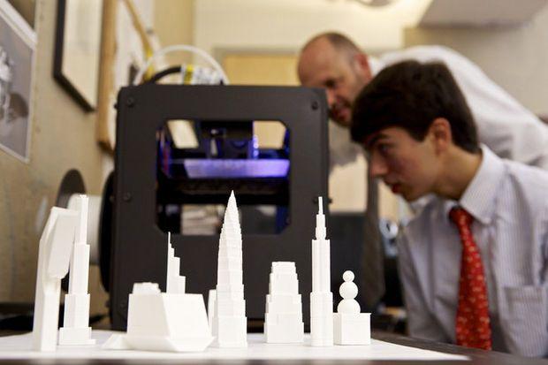 Hun School of Princeton now utilizing 3D printing