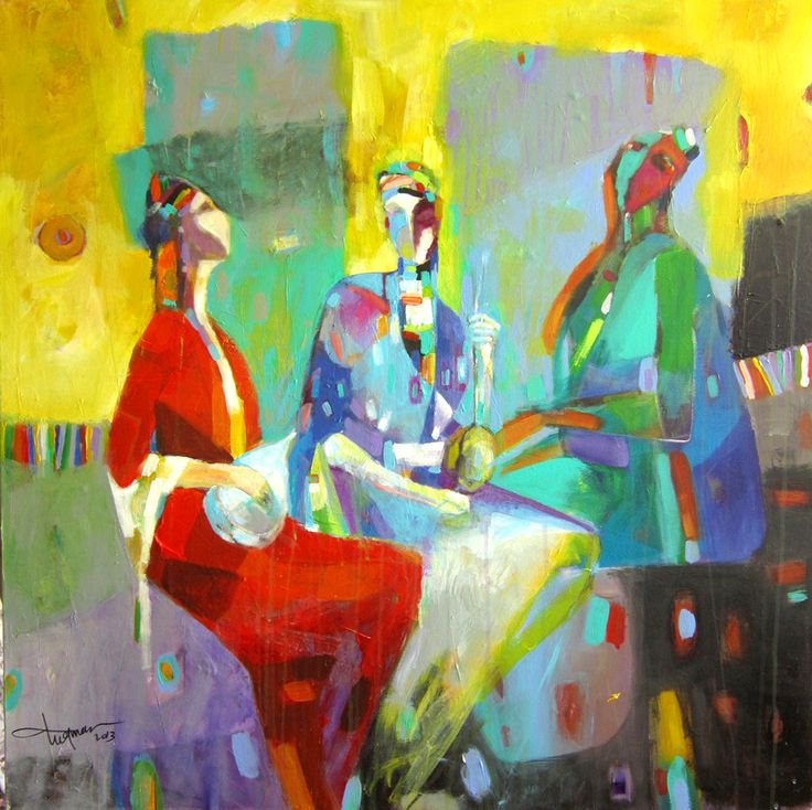musical-dialogue-36x36-inch-acrylic-on-canvas2013-2