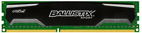 Crucial Ballistix Sport 4GB Single DDR3 1600 MT/s (PC3-12800) CL9 @1.5V UDIMM 240-Pin Memory Module BLS4G3D1609DS1S00 - http://pctopic.com/memory/crucial-ballistix-sport-4gb-single-ddr3-1600-mts-pc3-12800-cl9-1-5v-udimm-240-pin-memory-module-bls4g3d1609ds1s00/