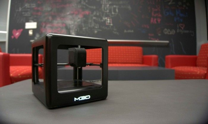 Cheap 3D printer raises $1 million on Kickstarter in just one day. Might be the first commercially viable $300 3D printer the world has ever seen.