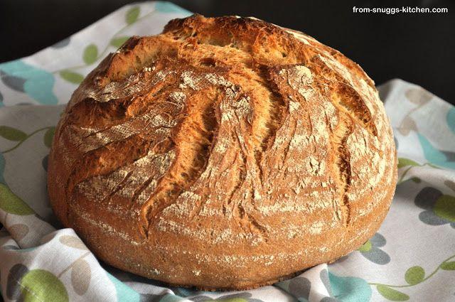 bread with herbs / brot mit kräutern