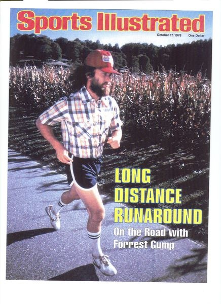 forrest gump film journal Film forrest gump, about a man with an iq of 75 who narrates his journey  through the last four decades of  94 cinema journal 39, no 3, spring 2000.