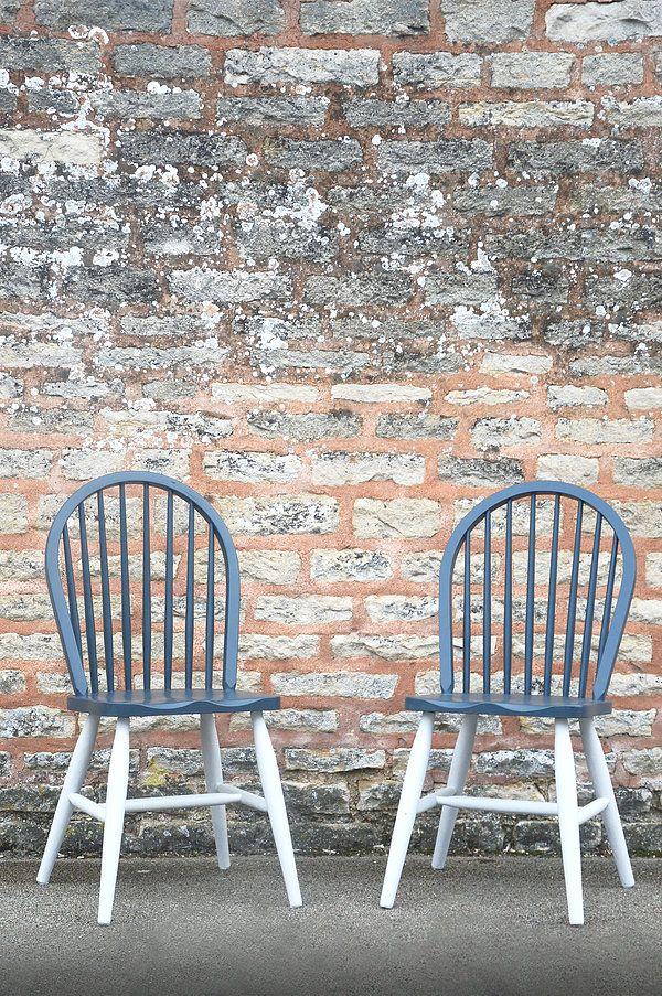 la tendance aux chaises barreaux scandinaves chaise et fauteuil pinterest barreau la. Black Bedroom Furniture Sets. Home Design Ideas