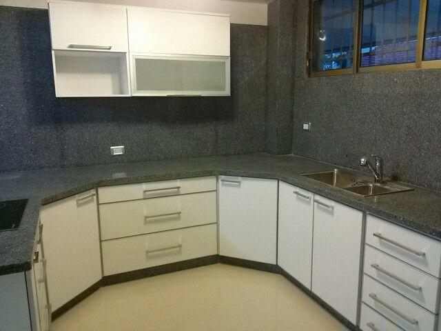 1000 images about nuestras cocinas en pinterest gris - Cocinas de formica ...