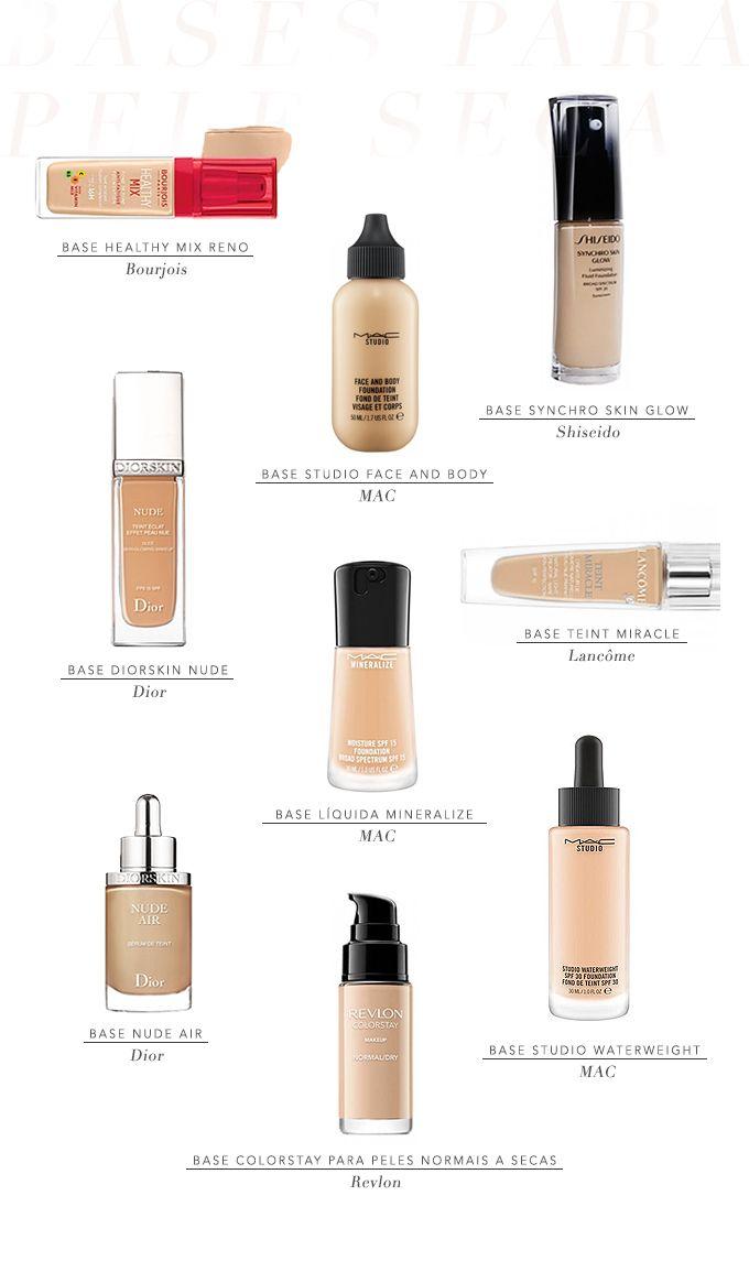 Brigitte Calegari Blog Produtos De Maquiagem Melhores Bases