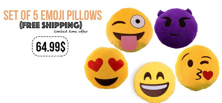 All of your favorite emojis have come to life! Get any one of these emojis in a comfortable pillow, Key Chain, T-shirt, Hoodie, Mug, Mask, and much more at EmojisRus.com