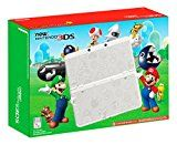 Nintendo New Nintendo 3DS Super Mario White Edition - Nintendo 3DSby Nintendo Sales Rank in Video Games: 136 (previously unranked)Platform: Nintendo 3DS(105)36 used & new from $157.99 (Visit the Movers & Shakers in Video Games list for authoritative information on this product's current rank.)