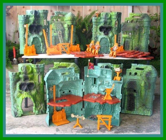 Castelo de Grayskull #nostalgia