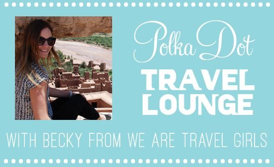 Step inside the Polka Dot Travel Lounge With Becky From We Are Travel Girls and discover her favourite honeymoon destinations and love for Finnish Lapland!