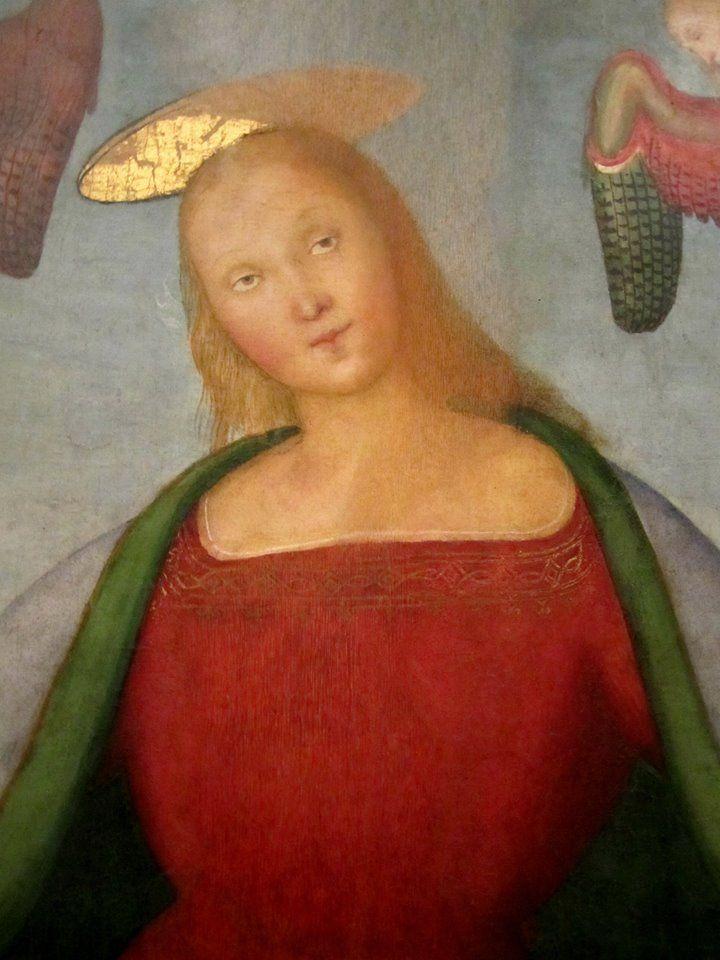 Pietro Perugino Madonna della Misericordia