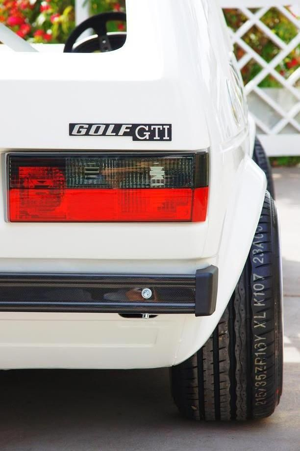 Golf GTI throwback. CLICK the PICTURE or check out my BLOG for more: http://automobilevehiclequotes.tumblr.com/#1506281013