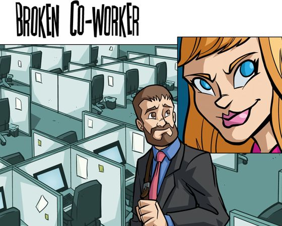 Check out this great exampleof scenario-based, graphic novel–inspired training byElearner Engaged.