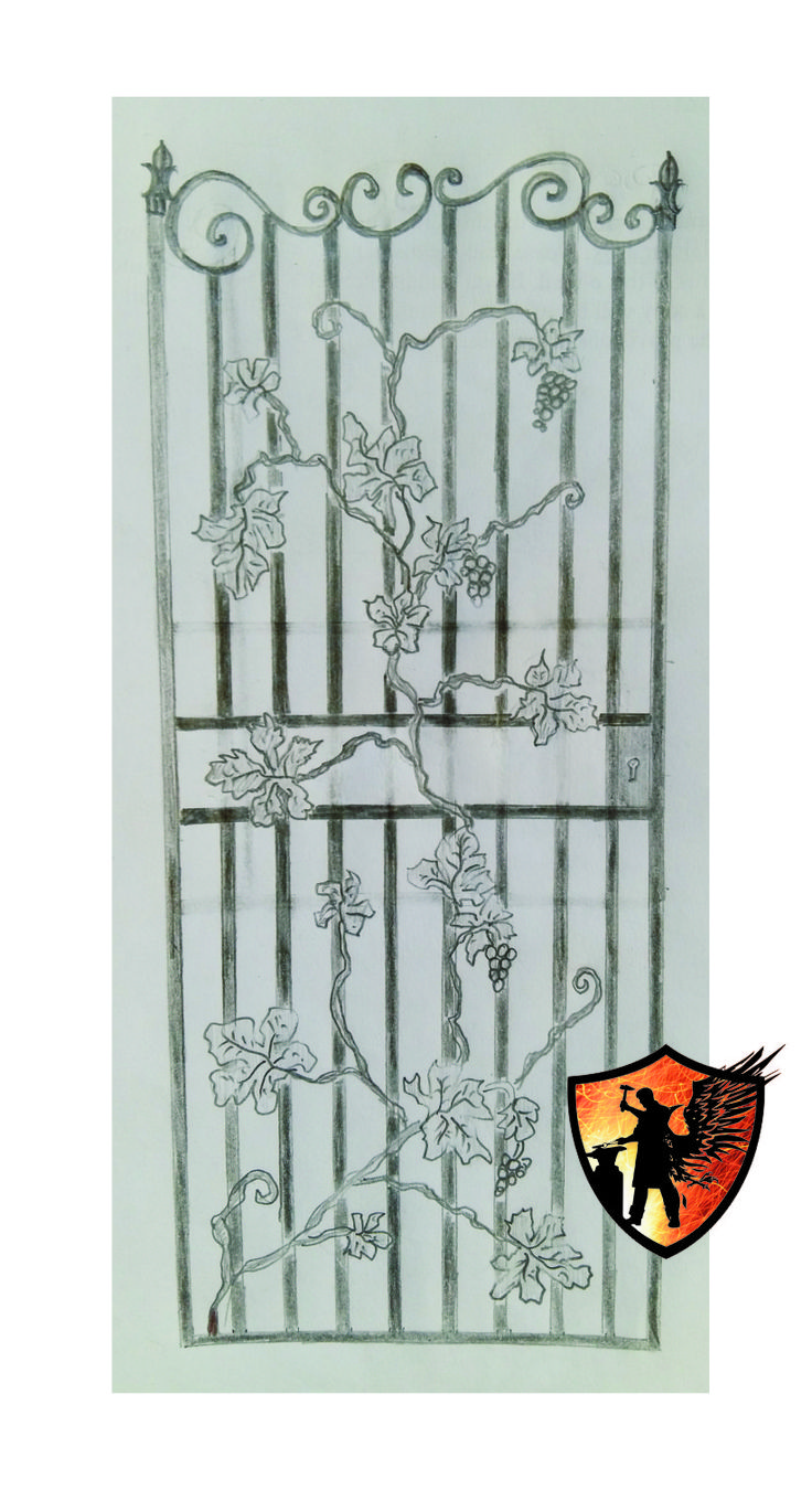 Your ideas.... into reality! Do you have a special design in mind for a gate you require... John's Tin Shed can assist. ! I custom make, weld, grind, cut, sandblast to your exact requirements & specifications.