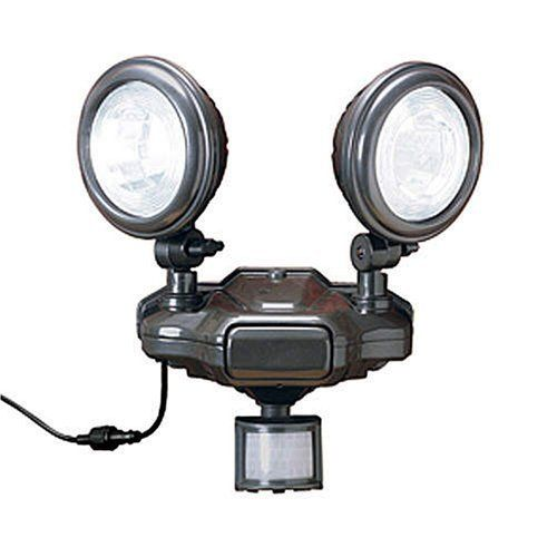 The Westinghouse Solar PIR Floodlight is motion activated with a 130 degree  detection zone. Solar panel charges in the sun during the day. - 28 Best Home - Outdoor Lighting Images On Pinterest Outdoor