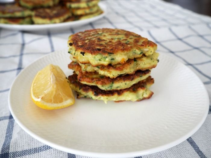 This easy Zucchini and Cheese Fritters recipe is perfect for the whole family and can be made both conventionally and in the Thermomix too!
