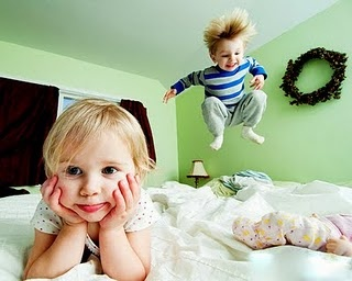 Kids Are Fun: Picture, Beds, Photo Ideas, Sibling, Baby, Photo Shoots, Wild Child, Little Boys, Kid