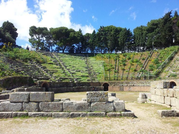 Teatro Greco-Romano di Tindari #invasionidigitali  #siciliainvasa2014 #pattitindari