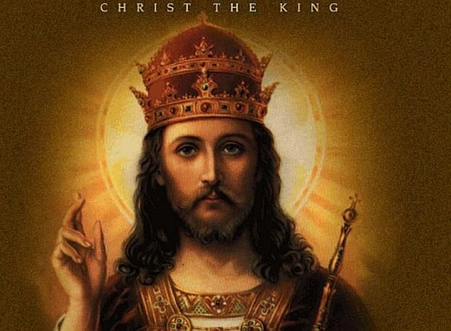 Chrystus jest Królem