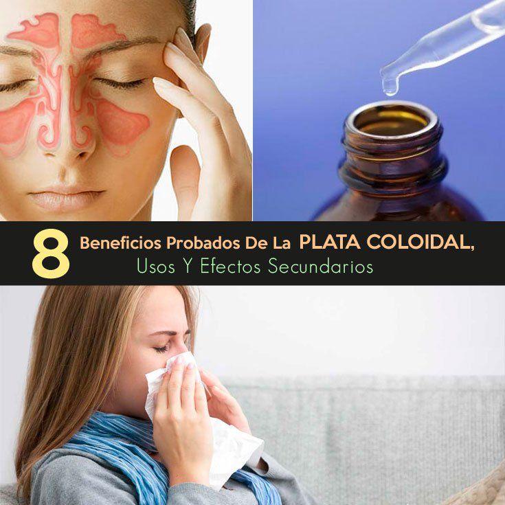 8 Beneficios Probados De La Plata Coloidal, Usos Y Efectos Secundarios
