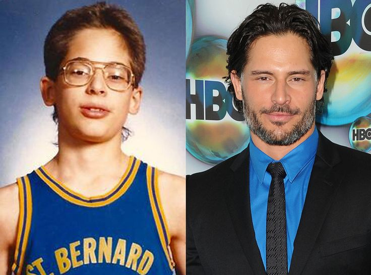 Joe Manganiello from Geek to Chic: Stars' Embarrassing School Photos | E! Online