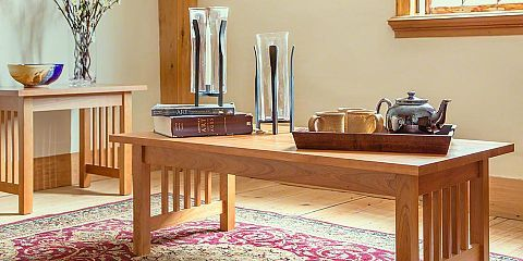 Mission & Craftsman Style Furniture