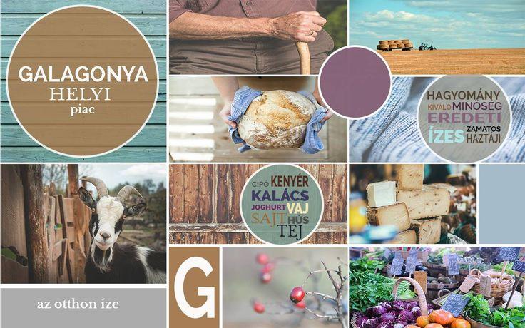 Debreceni Krisztina munkája - Galagonya Helyi piac gyakorlat 1. kör - mooboard ------------------------------------- Tervezz Te is ilyeneket! http://www.webdesigntanfolyam.com