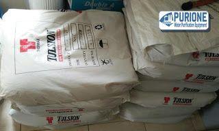 Resin Tulsion T-42 Na adalah adalah jenis resin kation asam kuat yang memiliki kualitas premium dan mengandung gugus asam sulfonat - http://www.purione.com/2017/02/resin-tulsion-t-42-na.html