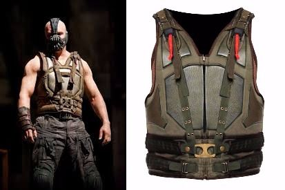 Most attractive Tom Hardy Bane Vest craft with high quality faux leather is now available in our store at reasonable price.