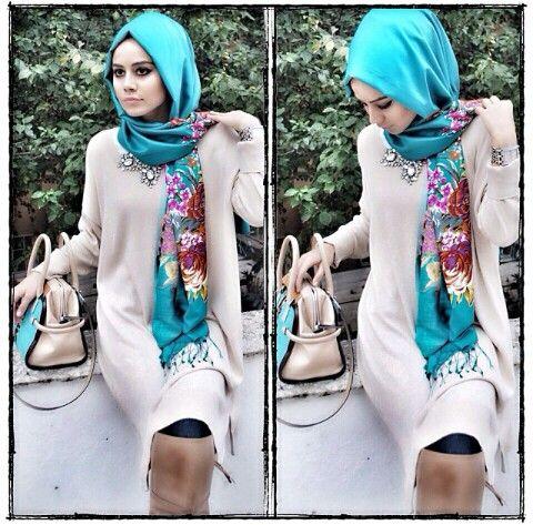 Muslimah Hijab fashion