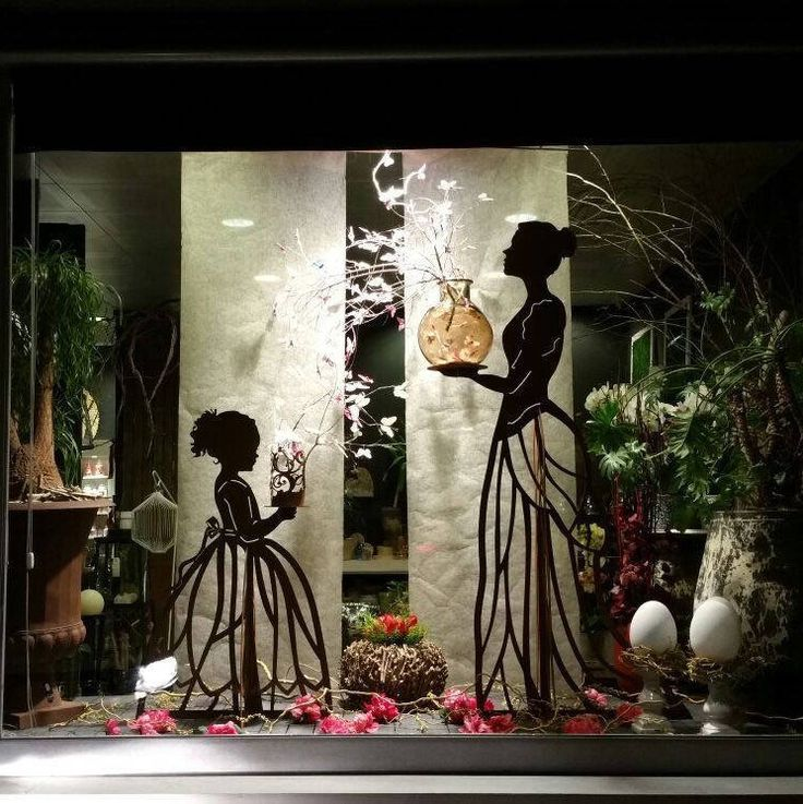 Damigella o dama decorativa, porta vaso, porta candele, regali per lei, festa di nozze, sculture da giardino, Acciaio Cor Ten, made in Italy di vetroedesign su Etsy