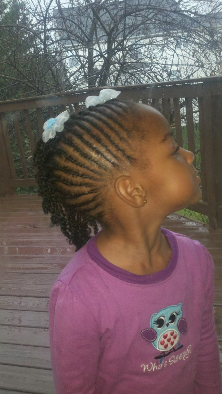 25 Best Images About Natural Hair Styles Children On