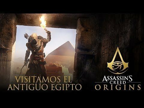 Te lo perdiste?  Andamos por el antigüo Egipto: Gameplay de Assassin's Creed Origins #gaming #ps4 #e32017 #xboxone #ubisoft #openworld #pc #assassinscreedorigins Enlace en nuestro perfil