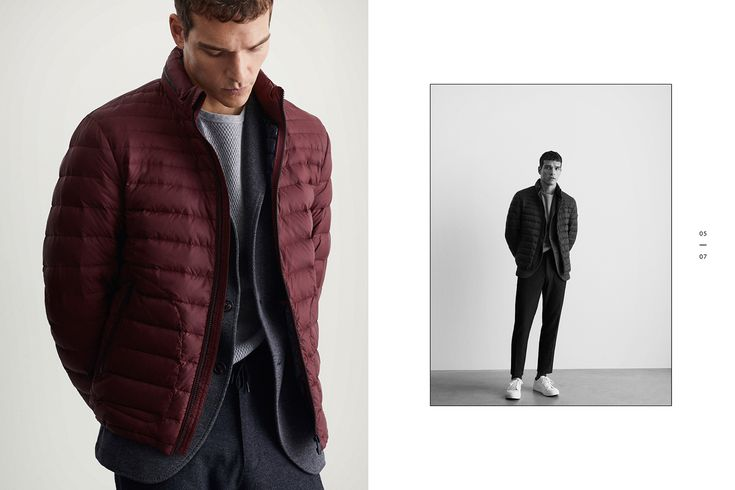 Men's Coats & Jackets   Massimo Dutti Spring Summer Collection 2018