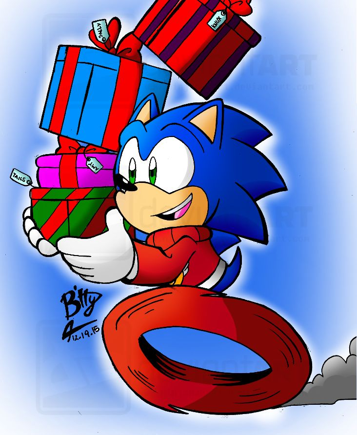 STH-Christmas Shopping by NinjaHaku21