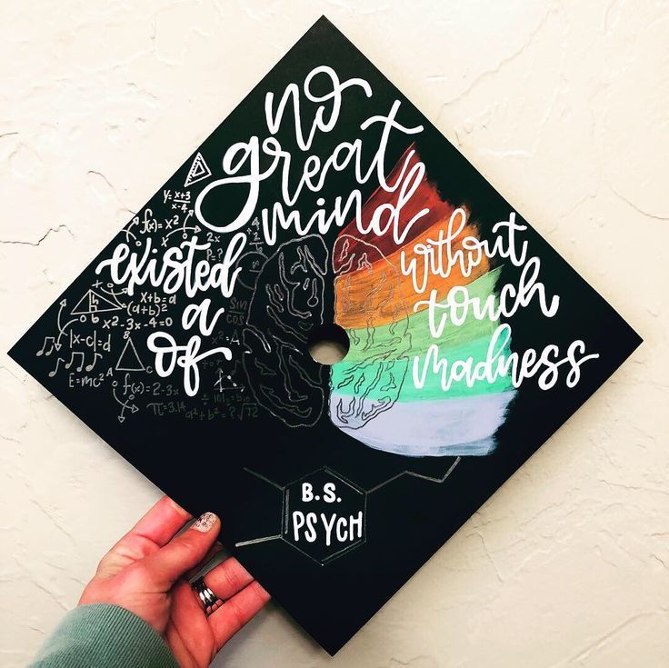 Get your Custom Graduation Cap Topper from House of Letters! #gradcaptopper #Gradcap #Graduation - #custom #gra