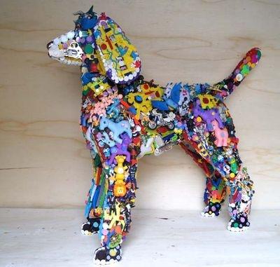 17 Best images about Sculpture - Additive Sculpture on Pinterest ...