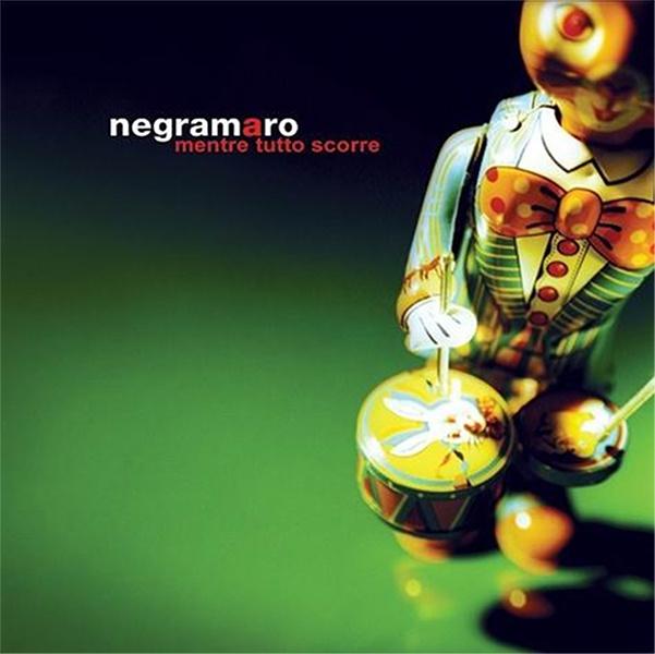 Album Cover - Mentre tutto scorre (2005)