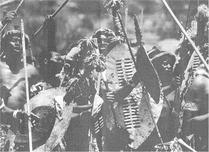 zulu dancer coloring pages - photo#42