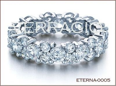 Verragio Wedding Band...would be pretty with a solitaire added...