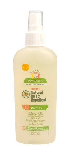 babies only insect repellent