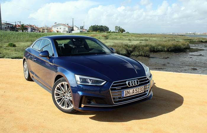 2018 Audi A5 Updates: Better with Slighter Body and High Engine