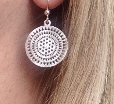 Indiana Sterling Silver Earrings