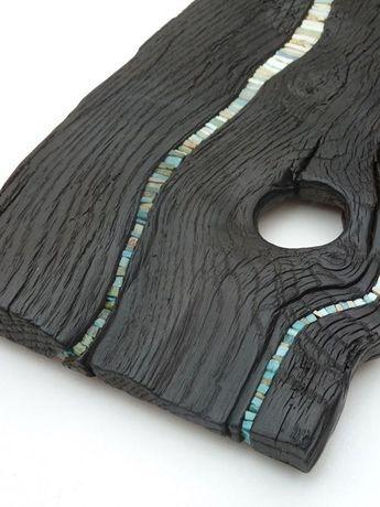 burned wood furniture - Google'da Ara