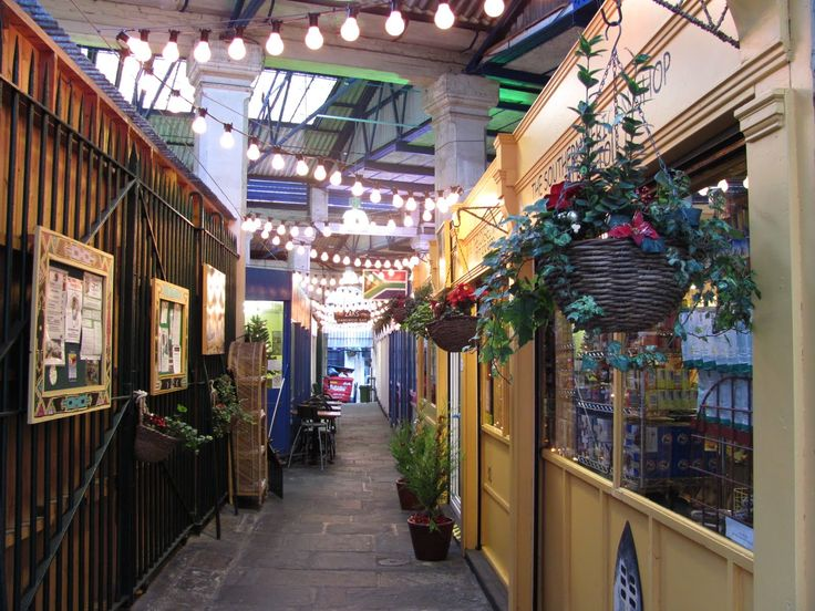 Wandering around St Nicholas Market