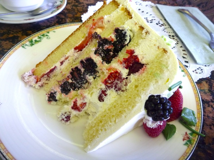 Sweet Lady Jane Bakery Triple Berry Cake